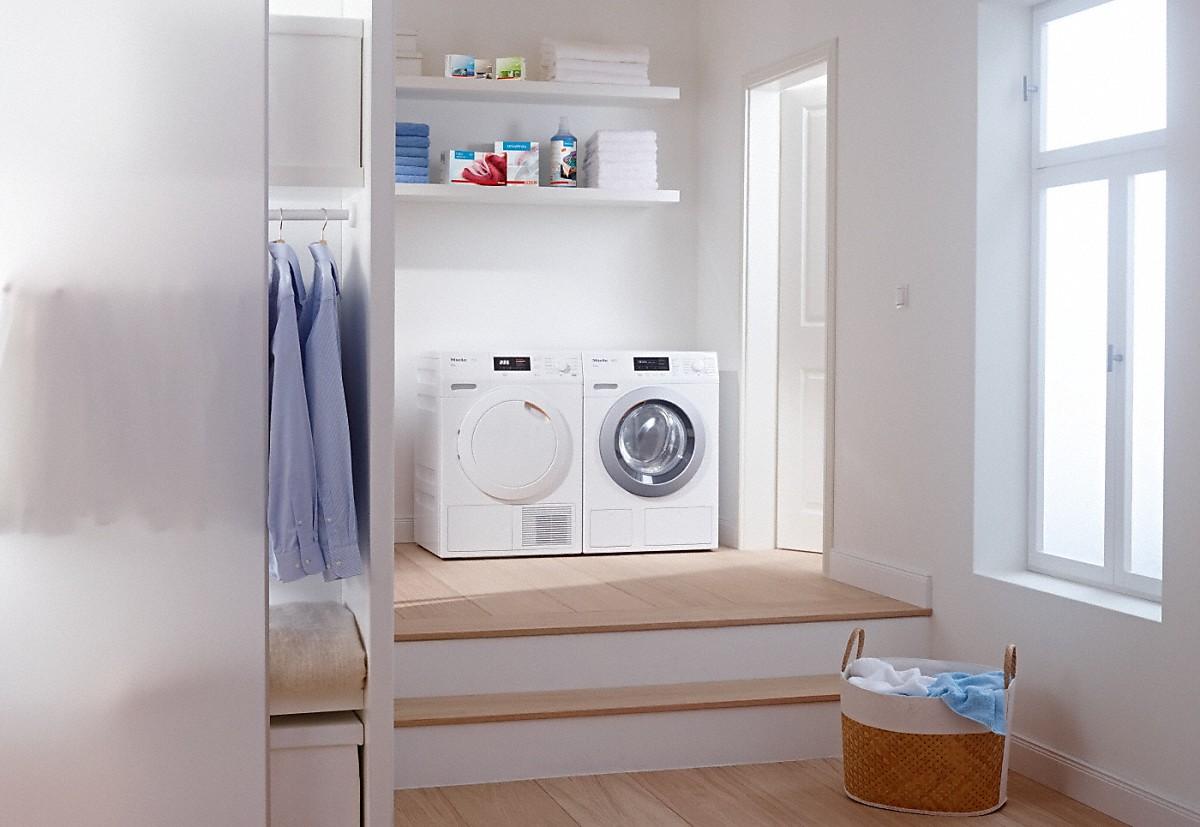Miele wkg130 wps tdos w1 waschmaschine frontlader
